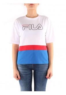 Camiseta Fila Bright White