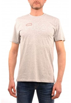 Fila T-Shirt Light Grey Melange