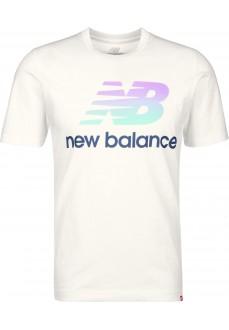 Camiseta New Balance Esse Slater T MT91580 WHITE | scorer.es