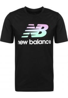 Camiseta New Balance Esse Slater T MT91580 BLACK | scorer.es