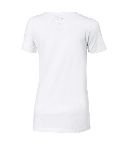 Camiseta Puma Alpha Logo Tee G Pale   scorer.es