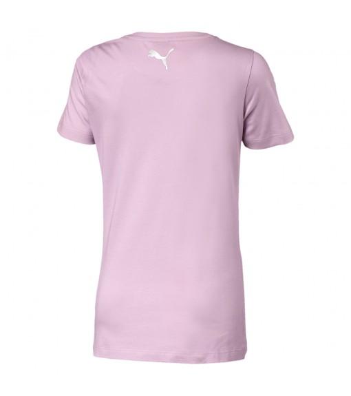 Puma T-Shirt Alpha Logo Tee G Pale | Short Sleeve | scorer.es