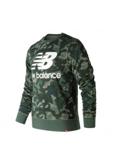Sudadera New Balance Esse St Logo Crew MT91548 MGN | scorer.es