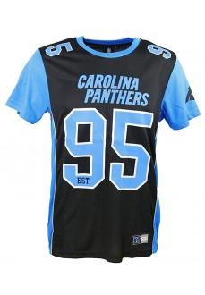 Camiseta Majestic Carolina Panthers Bla | scorer.es