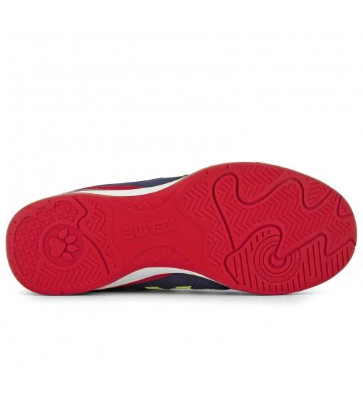 Kelme Men's Indoor Football Boots Indigo and Red 55858-863   Football boots   scorer.es