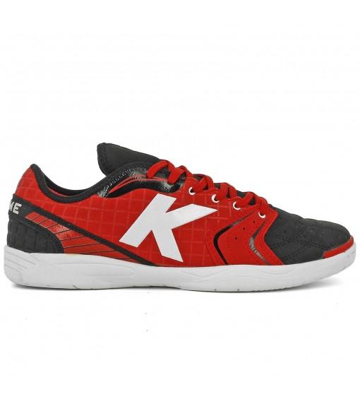 Kelme Indoor Football Boots Red y Black 55857-145 | Football boots | scorer.es