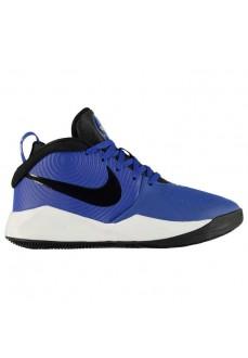 Zapatilla Niño/a Nike Team Hustle D 9 (Gs) Azul/Negro AQ4224-400