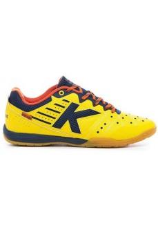 Kelme Yellow Indoor Football Boots 55818-283 | Football boots | scorer.es