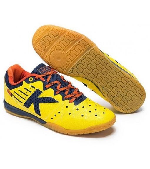 Kelme Yellow Indoor Football Boots 55818-283   Football boots   scorer.es