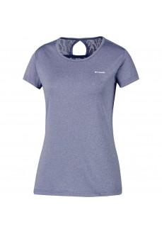 Camiseta Mujer Columbia Peak To Point™ Novelty Azul Ak1492-591 | scorer.es