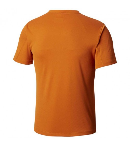 Columbia Men's T-Shirt Zero Rules™ Sleeve Orange Am6463-806 | Short Sleeve | scorer.es