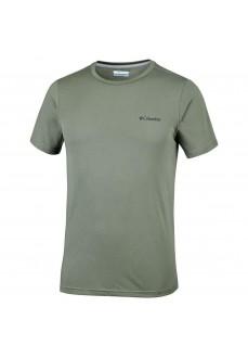 Camiseta Hombre Columbia Nostromo Ridge™ Tee Verde EM0743-316 | scorer.es