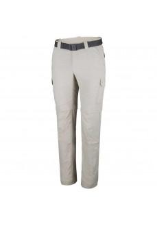 Pantalón Largo Hombre Columbia Silver Ridge™II Convertible Beige XO0660-160