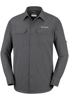 Camisa Hombre Columbia Silver Ridge™II Long Gris XO0665-028 | scorer.es