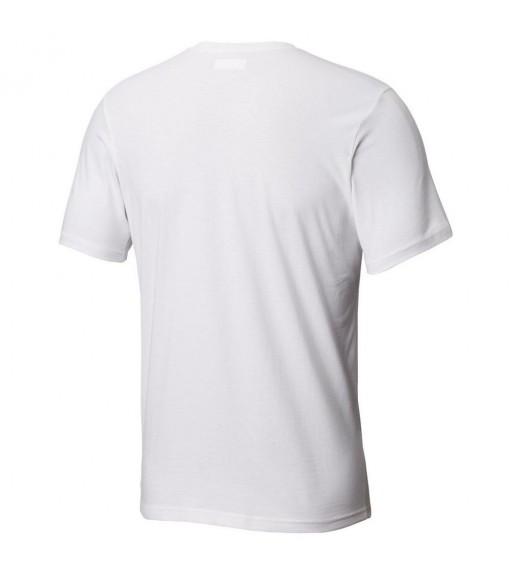 Camiseta Hombre Columbia Leasthan Trail™Tee Blanco Em0729-100 | scorer.es