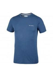 Camiseta Hombre Columbia Nostromo Ridge™ SS Tee Marino EM0743-469 | scorer.es