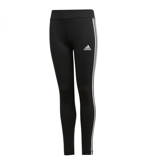 Pantalón Largo Niña Adidas Training Equipment 3-Stripes Tights Negro Dv2755 | scorer.es