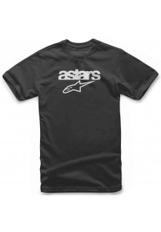 Camiseta Hombre Alpinestars Heritage Blaze Tee Negro 1038-72002-10 | scorer.es