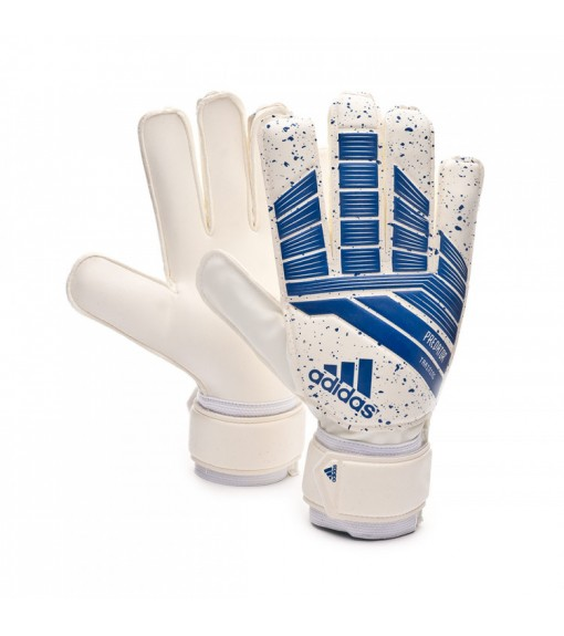 Adidas Goalkeeper Gloves Predator Training Blue/White Dn8565 | Goalkeeper Gloves | scorer.es