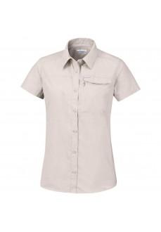 Camisa Mujer Columbia Silver Ridge ™ 2.0 Beige Ek2654-160