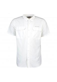 Camisa Hombre Columbia Silver Ridge™II Long Blanca XO0666-100 | scorer.es