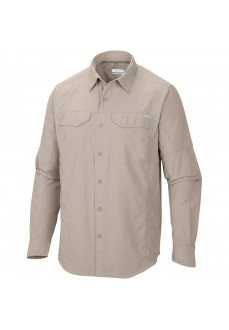 Camisa Hombre Columbia Silver Ridge™II Long Beige XO0665-160 | scorer.es