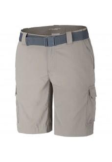 Pantalón Corto Hombre Columbia Silver Ridge™II Cargo Marron XO0663-221