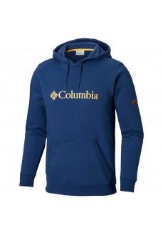 Sudadera Hombre Columbia CSC Basic Logo™II Hoodie Azul JO1600-469 | scorer.es