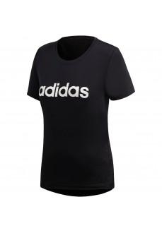 Camiseta Mujer Adidas Design 2 Move Logo Negro Ds8724 | scorer.es
