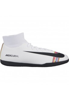 Zapatillas Hombre Nike Superfly 6 Club Cr7 Ic Blanco Aj3569-109
