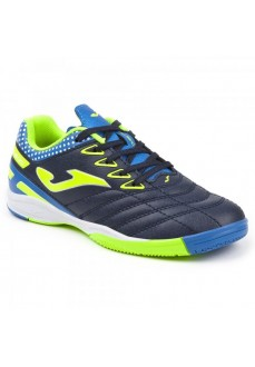 Zapatillas Niño Joma Toledo Jr 803 Marino Indoor Tols.S803.In