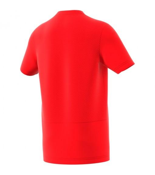 Adidas Kids' T-Shirt Sport ID Red DV1705 | Short Sleeve | scorer.es