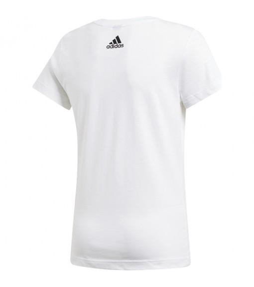 Camiseta Niña Adidas ID Graphic Blanco DV0284 | scorer.es