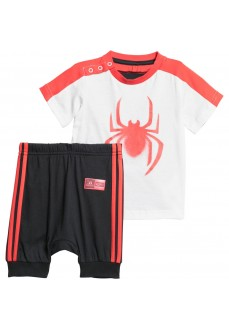 Conjunto Bebe Adidas Marvel Spider-Man Multicolor DV0833