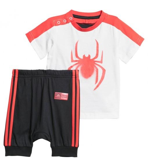 Conjunto Bebe Adidas Marvel Spider-Man Multicolor DV0833 | scorer.es