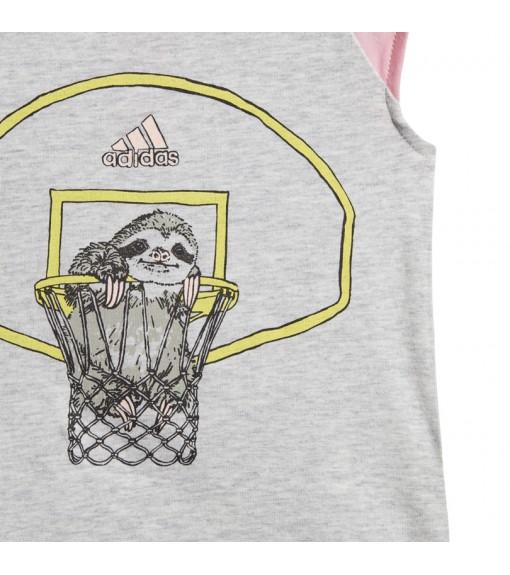 Adidas I Animal Set G Pink/Gray Dv1257 | Conjuntos | scorer.es