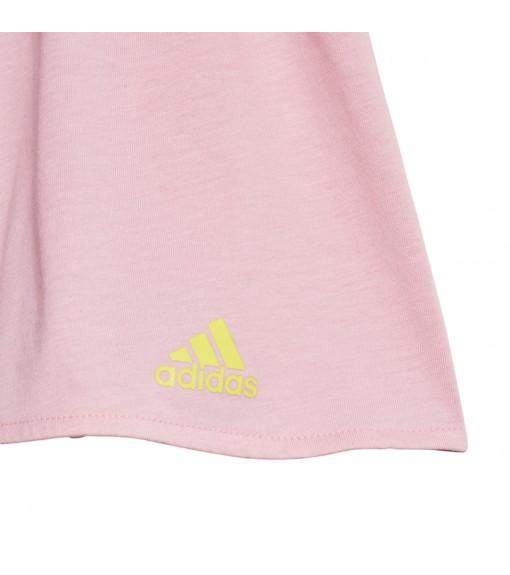 Conjunto Bebe Adidas I Animal Set G Rosa/Gris Dv1257 | scorer.es