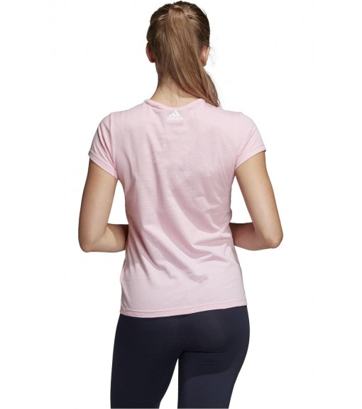 Adidas Women's T-Shirt Sport ID T-Shirt Pink DU0228 | Short sleeve T-shirts | scorer.es