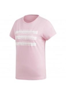 Camiseta Mujer Adidas Sport ID T-Shirt Rosa DU0228