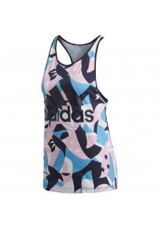 Camiseta mujer Adidas W Sid Tank Aop Multicolor DP2378