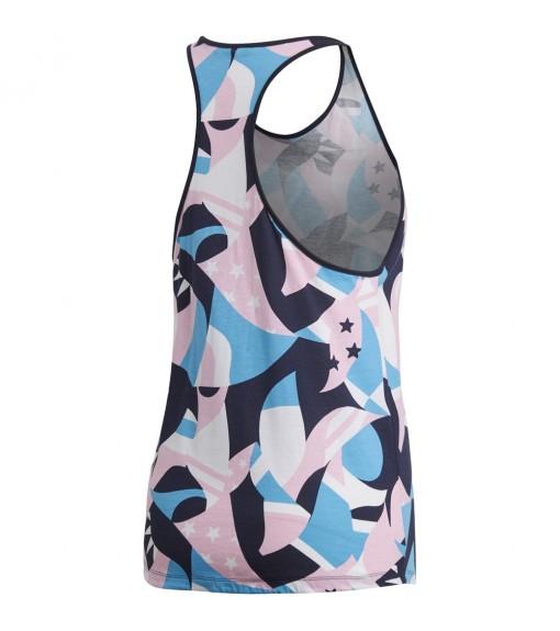 Camiseta mujer Adidas W Sid Tank Aop Multicolor DP2378 | scorer.es