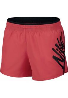 Pantalón Corto Mujer Nike 10K Sd Rosa AJ9141-850