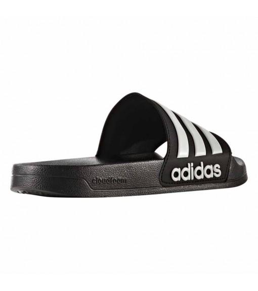 Adidas Men's Slides Adilette Cloudfoam Black AQ1701 | Water sports Footwear | scorer.es