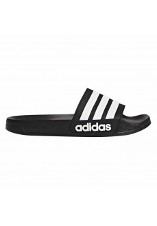 Adidas Men's Slides Adilette Cloudfoam Black AQ1701