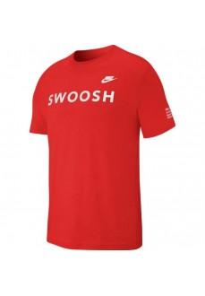 Camiseta Hombre Nike Sportswear Footwear Tee Rojo AR5048-634