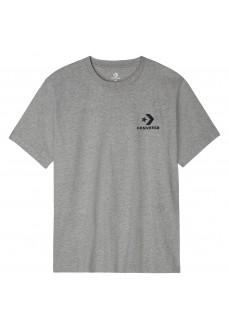 Camiseta Hombre Converse Star Chevron Tee Gris 10007886-A03