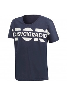 Camiseta Niño Adidas ID Boxy Graphic Marino DV0281
