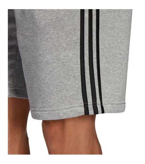Adidas Men's Shorts Must Haves 3-Stripes French Terry Gray DT9902 | Shorts | scorer.es