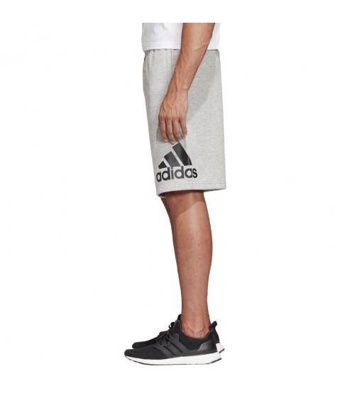 Pantalón Corto Hombre Adidas Must Haves Badge Gris DT9957 | scorer.es