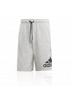 Pantalón Corto Hombre Adidas Must Haves Badge Gris DT9957